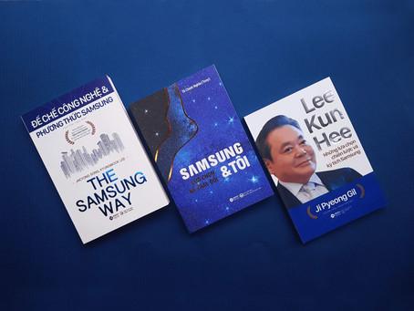 Review Sách – 3 Cuốn Sách Hay Nhất Về Samsung