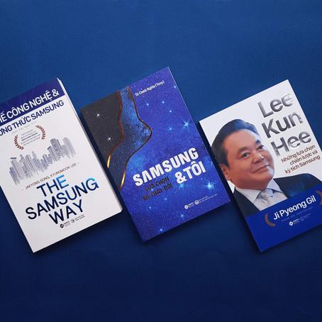 Review Sách - 3 Cuốn Sách Hay Nhất Về Samsung