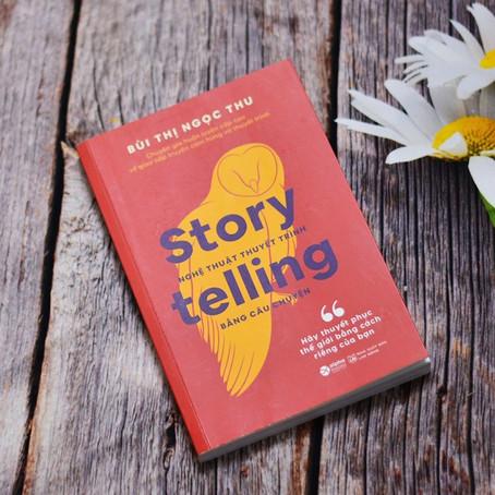 """Review Sách """"Storytelling – Nghệ Thuật Thuyết Trình Bằng Câu Chuyện"""""""