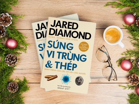 """Review Sách """"Súng, Vi Trùng và Thép"""""""