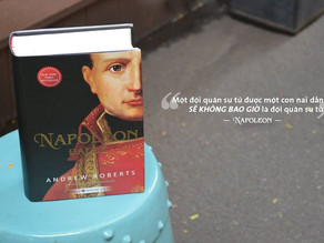 """Review Sách """"Napoleon Đại Đế"""""""