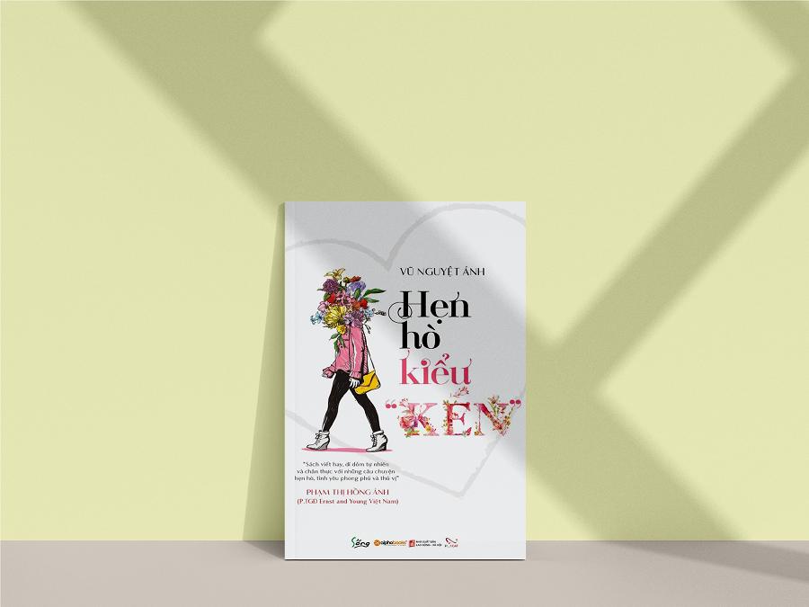 """Elle Việt Nam đã dành một tiêu đề không thể nào đúng hơn cho Hẹn Hò Kiểu """"Kén"""" là cuốn sách dating thời hiện đại."""