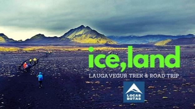 LOCA Islandia 2 (laugavegur trek & road trip)