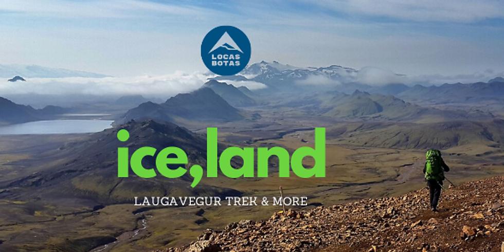 LOCA Islandia II (summer 2020)
