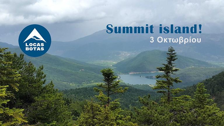 Summit island!