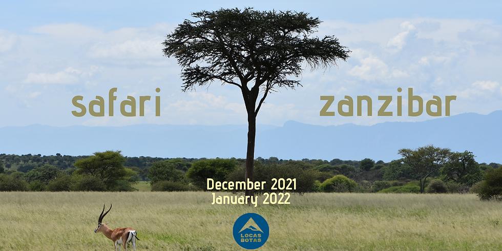 Safari & ZanziBAR by LOCAS BOTAS