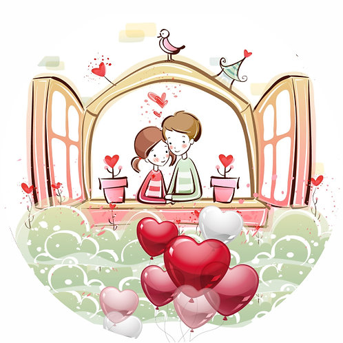 Dia dos Namorados TS008