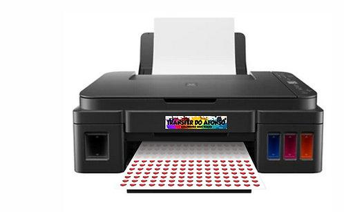 Impressora Tinta Comestível