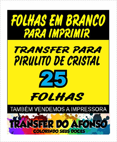 Folha de Transfer