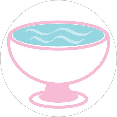 Pia de Batismo TS00238