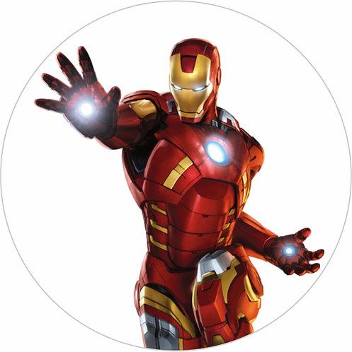 Homem de Ferro TR00201