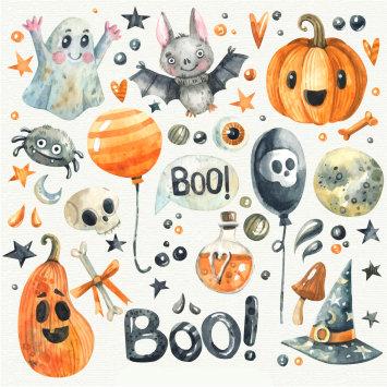 Halloween TR016