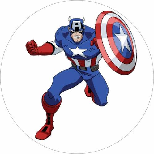 Capitão América TR00205