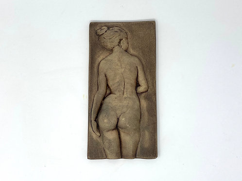 Plaque - Female Nude