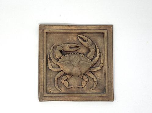 Plaque - Crab