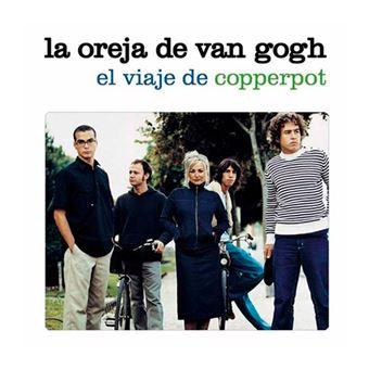 Book Tag El Viaje de Copperpot