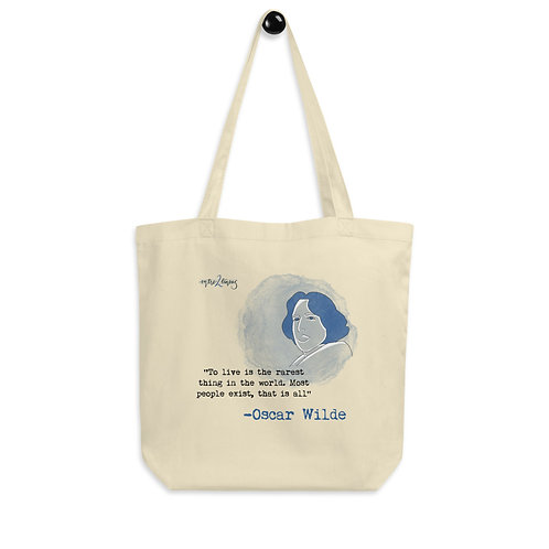 Tote Bag Oscar Wilde