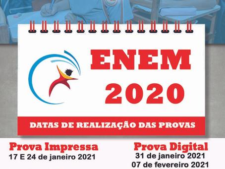 Enem 2020.