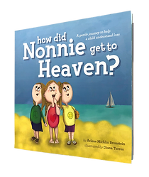 How did Nonnie get to Heaven
