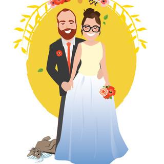 Katy and Jason