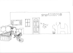 facade smarthome