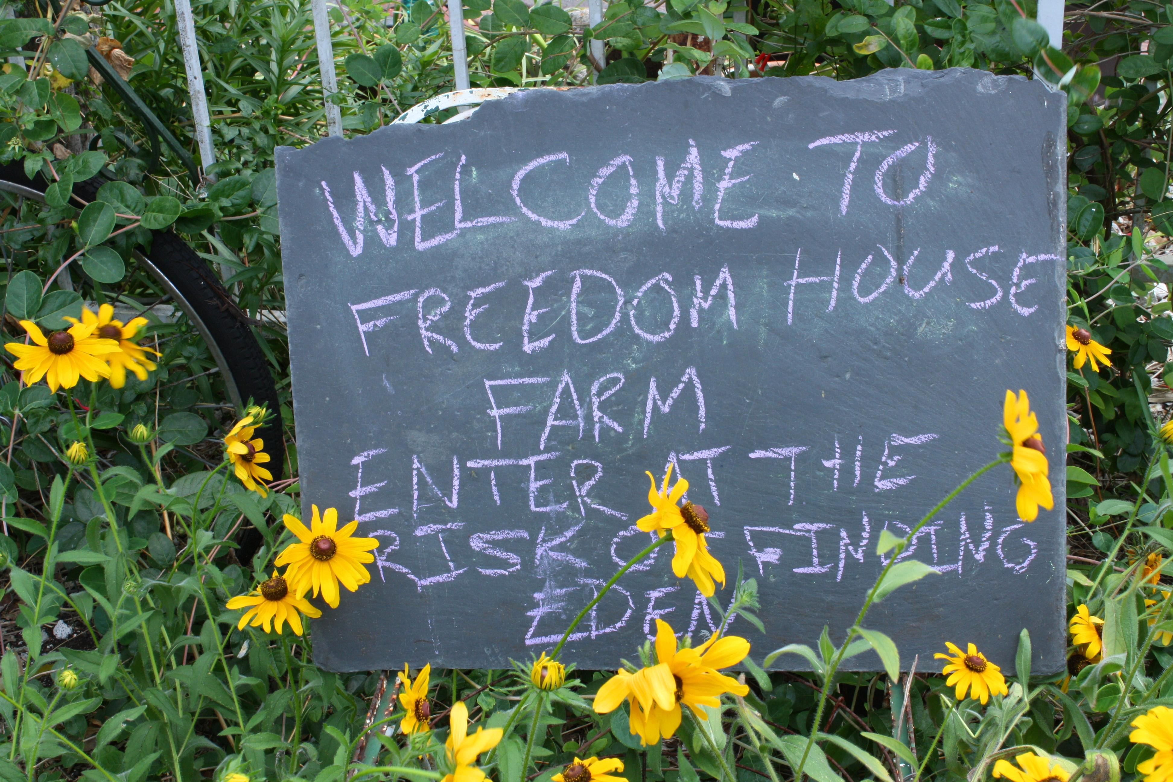 Freedom House Farm