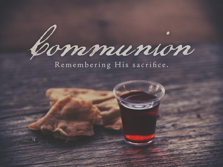 Communion and the Even Further