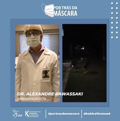 Dr Alexandre Kawassaki - Pneumologista