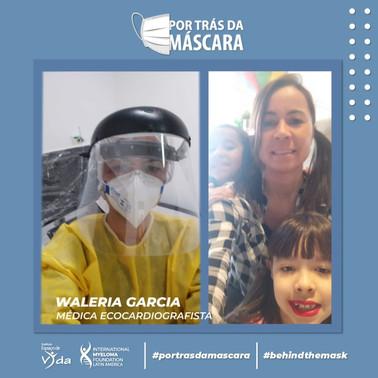 Waleria Garcia - Médica Ecocardiografista