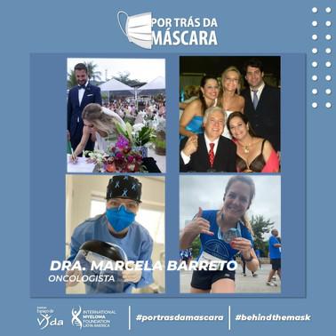 Dra Marcela Barreto - Oncologista