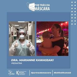 Dra Marianne Kawassaki - Pediatra
