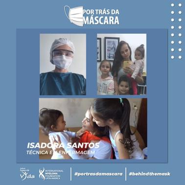 Isadora Santos - Técnica em Enfermagem