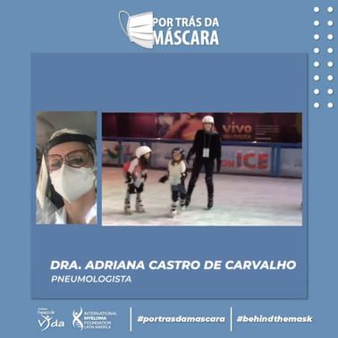 Dra Adriana Castro de Carvalho - Pneumologista