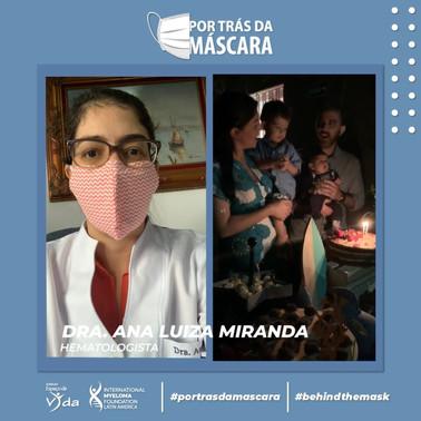 Dra Ana Luiza Miranda - Hematologista