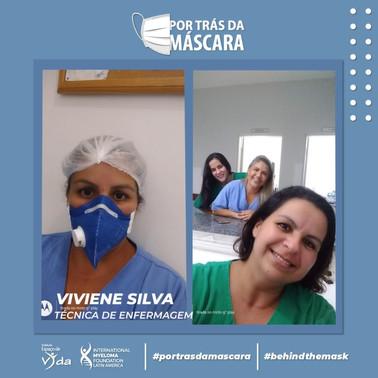 Viviane Silva - Técnica de Enfermagem