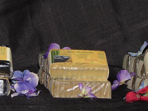 Lemongrass and Sandalwood Hemp Soap