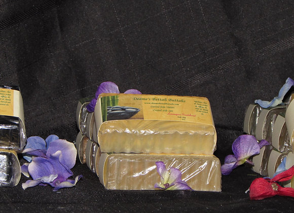 Lemongrass and Sandalwood Hemp Soap