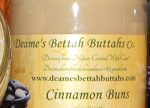 Cinnamon Bun Soy Candle