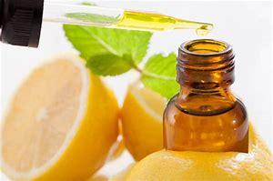lemonessential oil