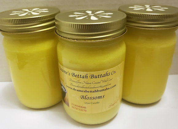 Blossoms Soy Candle