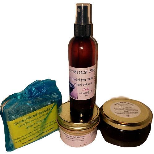Dry Skin Package