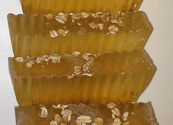Orange Moon Honey Soap