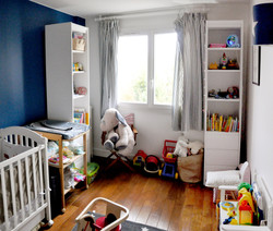 Chambre d'enfant - garçon