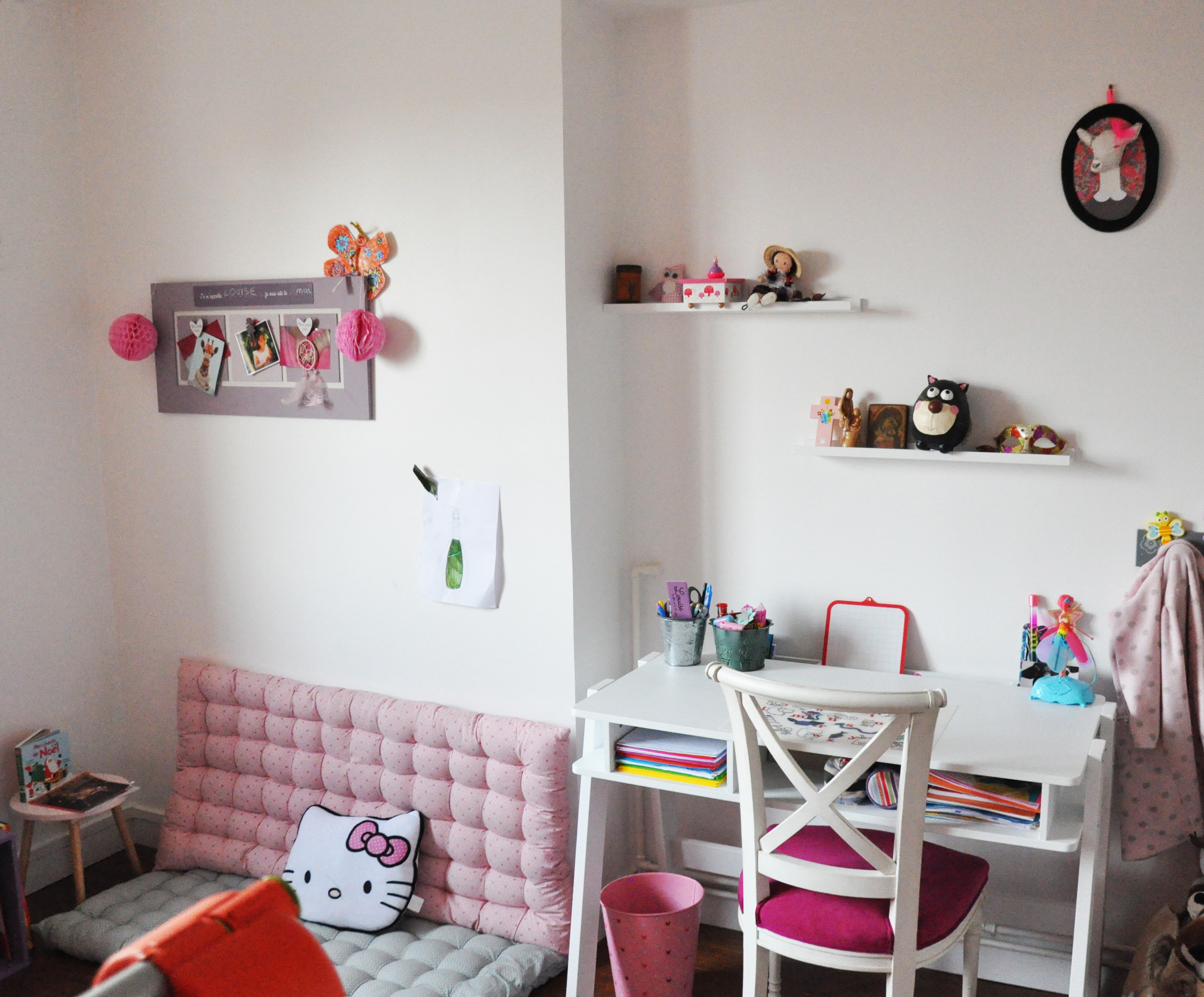 Chambre d'enfant - fille