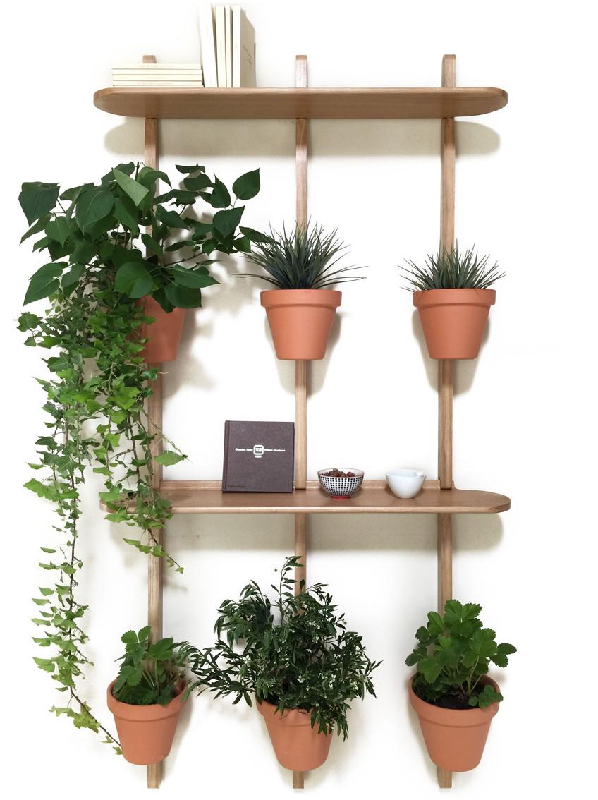 Etagères plantes Madeindesign