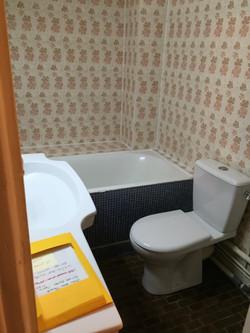 Salle de bain / avant