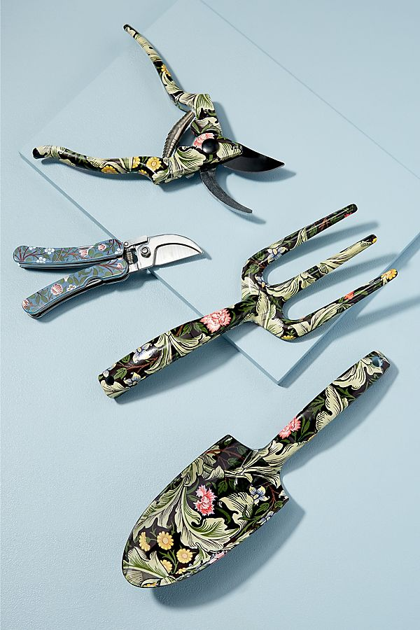 Outils jardinage Anthropologie