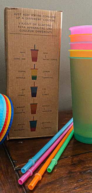 BASIC Customized Colour Changing Cup