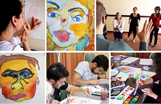 My Creative Journey in Ungarn taucht ein!