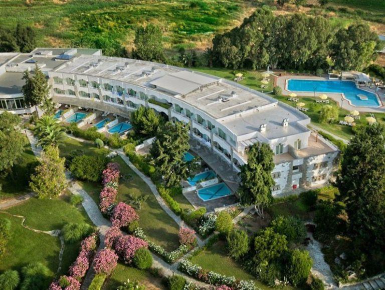 Theophano Imperial Palace Hotel Ανακαίνιση & Κατασκευή προσθήκης Καλλιθέα Χαλκιδικής